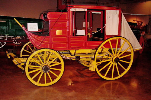 DACHS stage coach